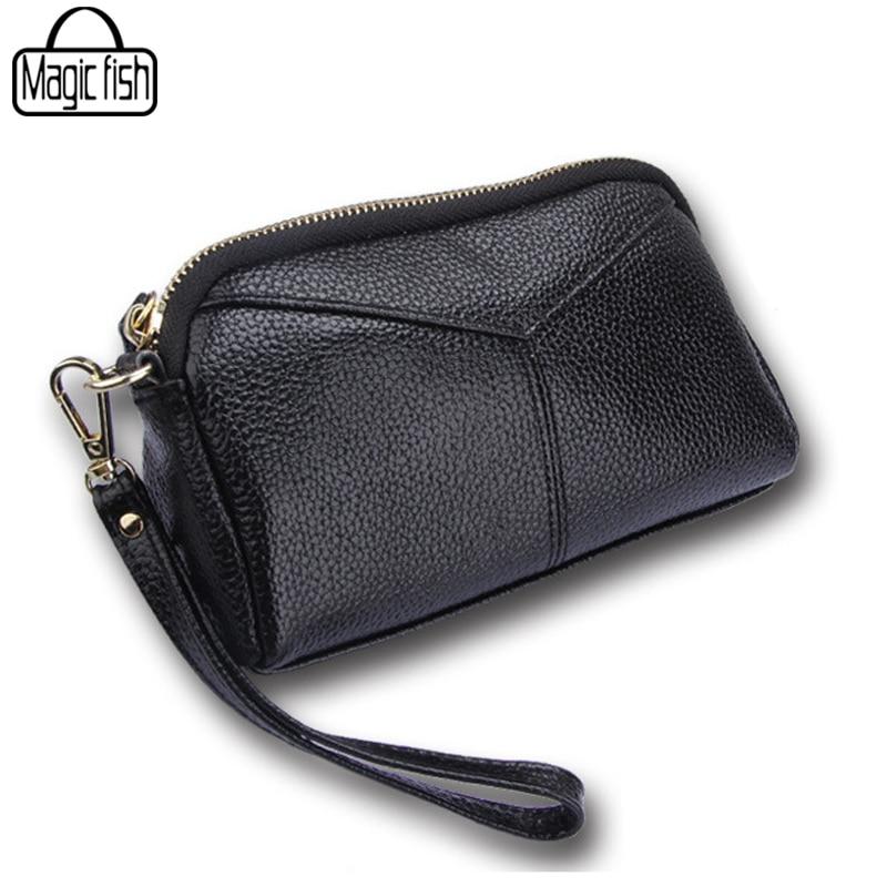 Genuine Leather Bag Women Clutches Casual Female Tote Women Bags Versatile Women Messenger Bags Mini Cross Body Bags A263/l