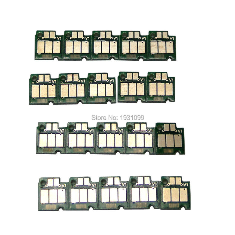 ФОТО 20PCS ARC chip For brother LC111 111 LC111XL cartridge chip for brother MFC-J980DN/DWN MFC-J870N /J890DN/DWN