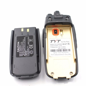 Image 4 - 2PCS/Lot TYT TH UV8000D 10W Dual band VHF UHF Radio with 3600mAh Battery Walkie Talkie UV8000D Two Way Radio