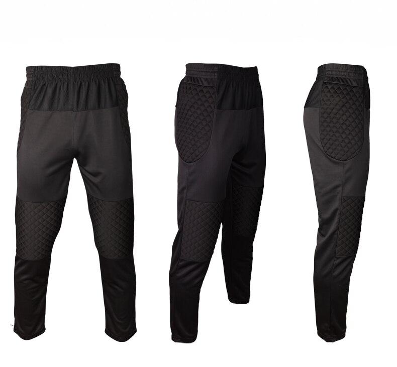 Goalkeeper Jersey Uniform Set Custom Long Sleeve Soccer Goalie Jerseys  Football Professional Doorkeeper Top Trousers Shirt Pants-in Soccer Jerseys  from ... 232326e77