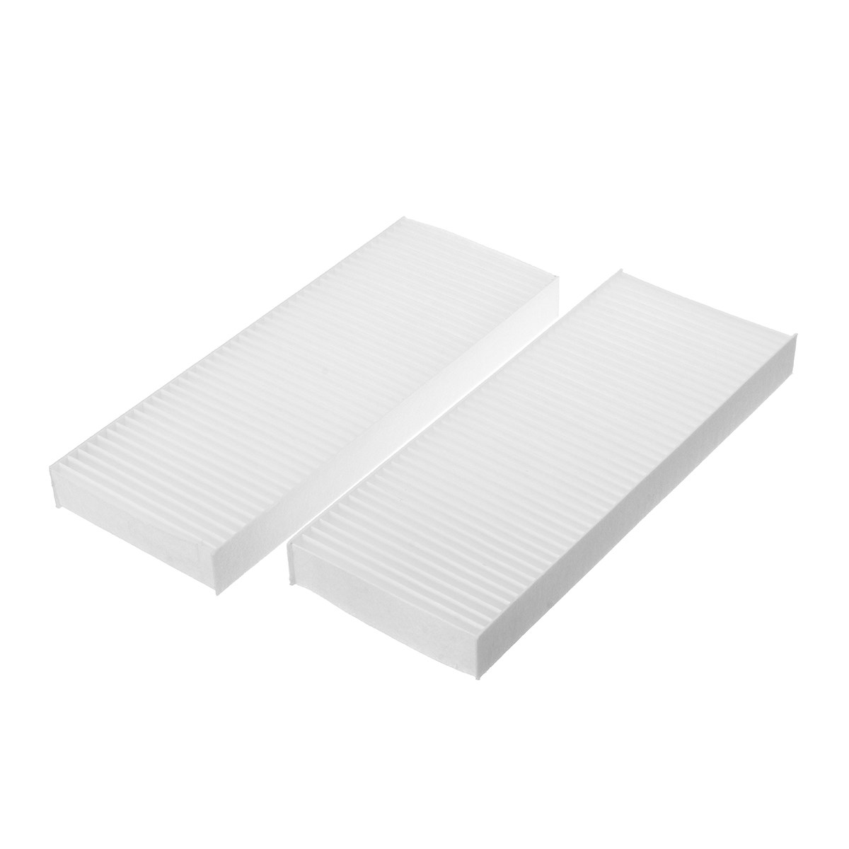 2 Pcs/Set FC25764 C25764 Cabin <font><b>Air</b></font> <font><b>Filters</b></font> Set For Nissan /Frontier /Pathfinder /Xterra /Equator Champ CAF1813 <font><b>Fram</b></font> CF10553