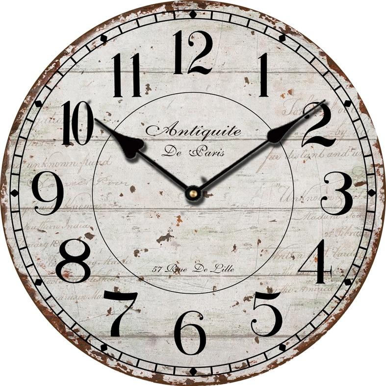 골동품 나무 벽 시계-저렴하게 구매 골동품 나무 벽 시계 ...