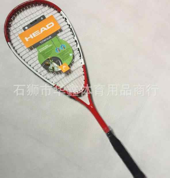 free shipping Wholesale squash rackets carbon aluminum squash racket optional factory direct quality assurance