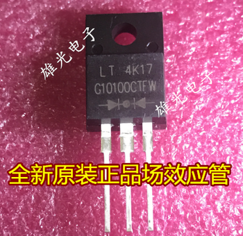 Freeshipping    G10100CTFW TO-220F    G10100    TO-220F 30f124 gt30f124 to 220f