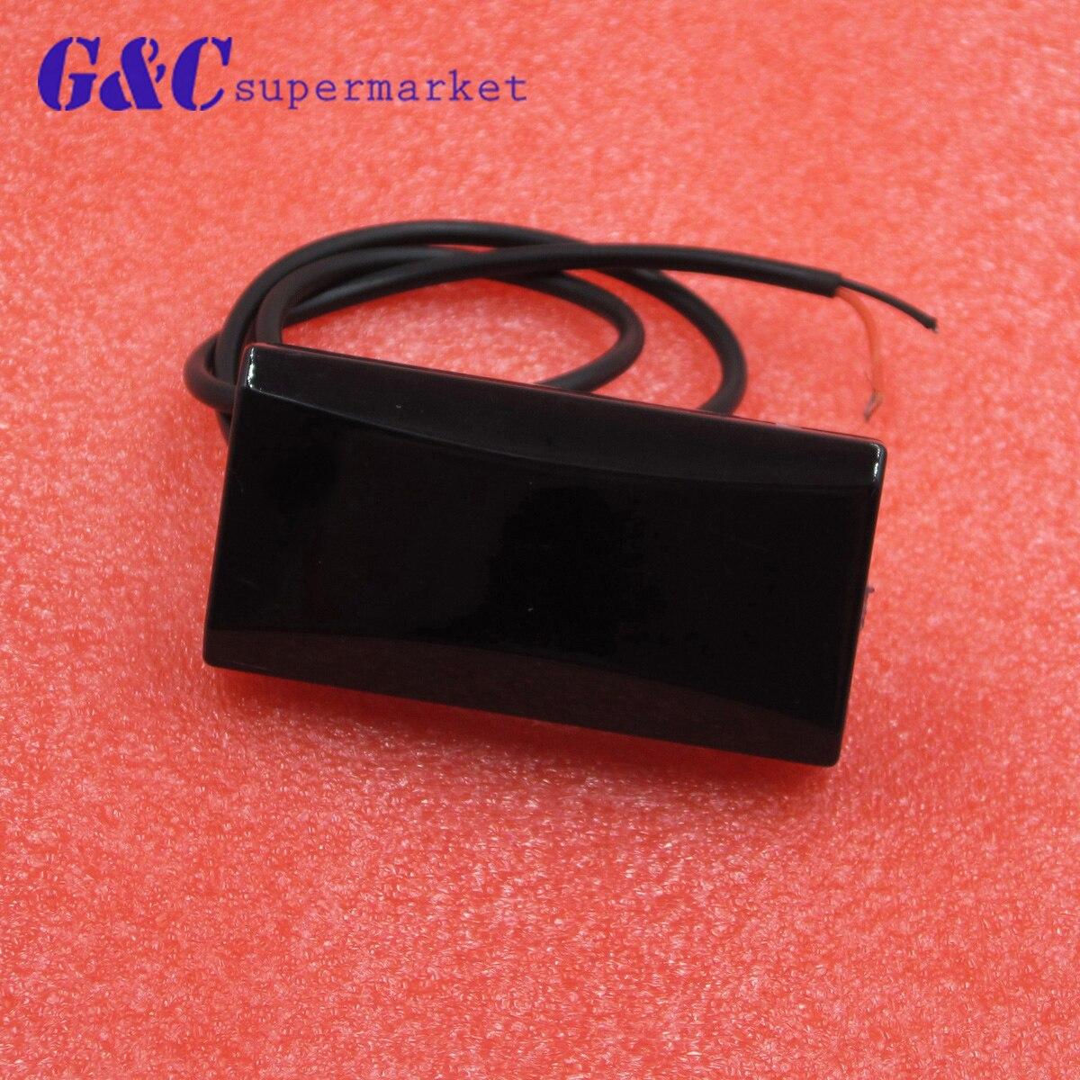 Digital LED Display Voltmeter Voltage Gauge Panel Meter For Car Motocycle DC 12V
