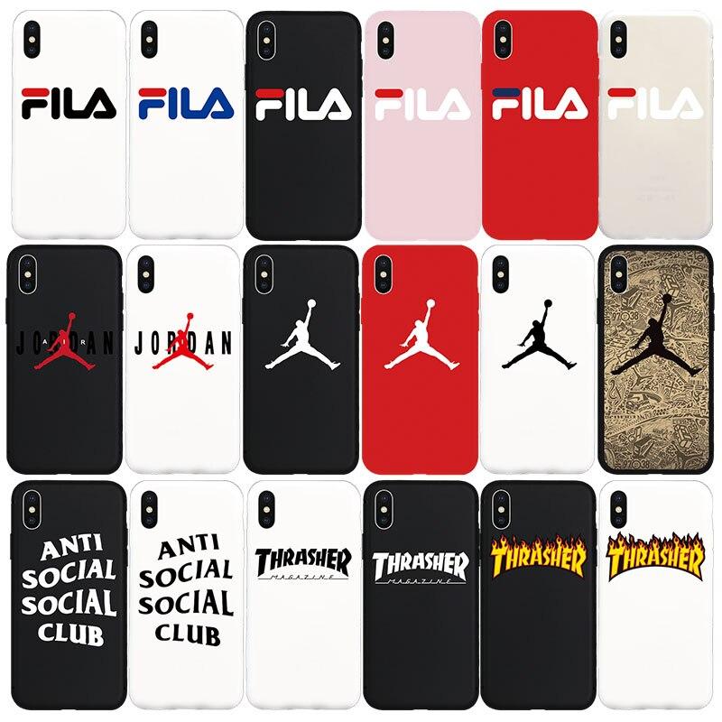 b5a308a180 Brand NEW Hyper Street Sport Culture Logo Soft Case for iPhone 7Plus 8Plus  X Xs Max XR 8 7 6 6s Plus 5 5s SE Phone Cover Cases