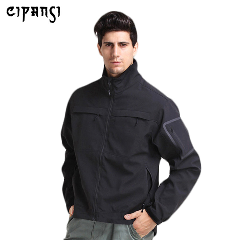 Men Hiking Jackets Outdoor Camping Thermal Coat Outerwear Camping Softshell WindStopper Clothes Male Hunting Jacket BSL-626 цены онлайн