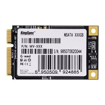 Kingspec mSATA SATA II 6GB/S SSD 16GB SATA II 8GB 16GB 32GB Hard Drive Solid State Drive Disk For Dell M6500 For Lenovo Y560