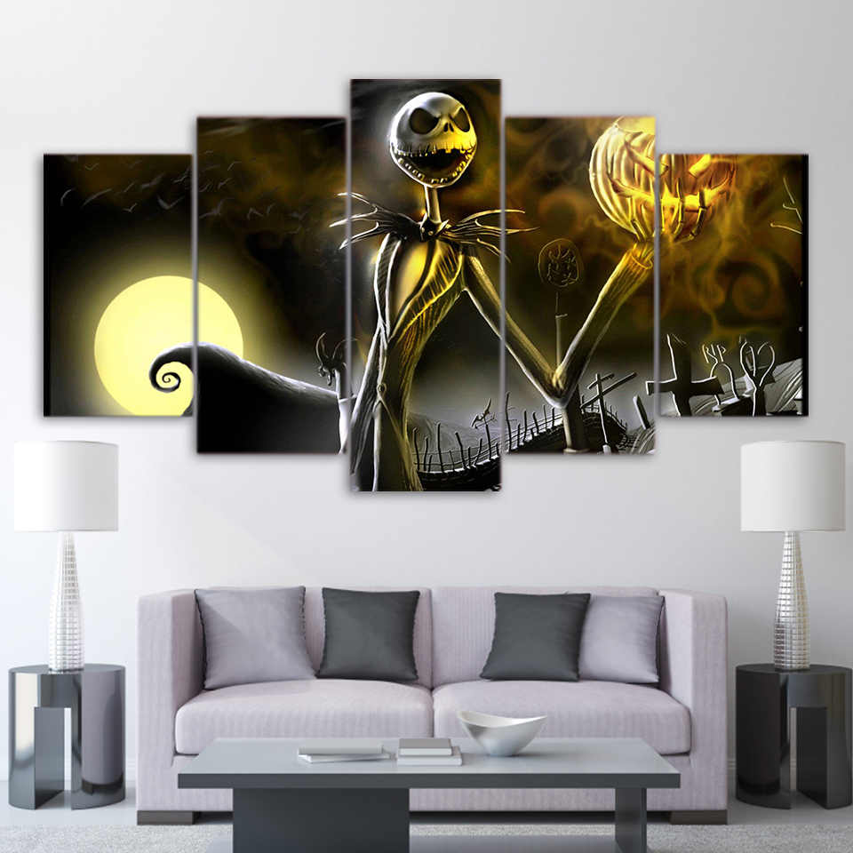 TOP Framed 5 Pieces/set Classic poster series Wall Art For Wall Decor Home Decoration Picture Paint on Canvas /FREE ART-Five-10