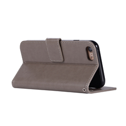 """for iPhone 8 Case iPhone 7 Cover Flip Leather Wallet Phone Bags for Apple iPhone 7 8 Magnetic Flip Card Slot Stand Cases  4.7"""" 6"""