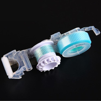 2pc KOKUYO Kokuyo Dot Glue Dot Glue WSG-D300-07 Replacement Core Correction Type Double-Sided Adhesive Tape Core 8M