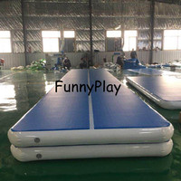 Inflatable Cheap Gymnastics Mattress Gym Tumble Airtrack Floor Tumbling Air Track For Sale Fedex Free Shipping