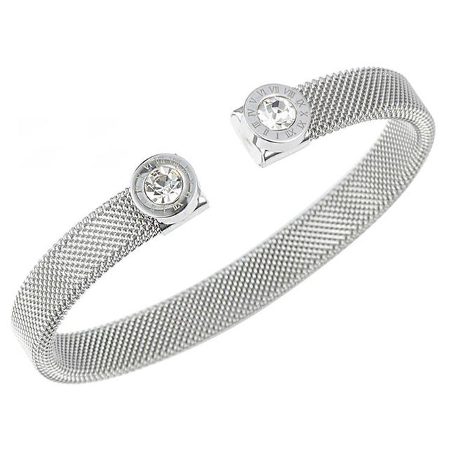 Trendy Stainless Steel Cuff...