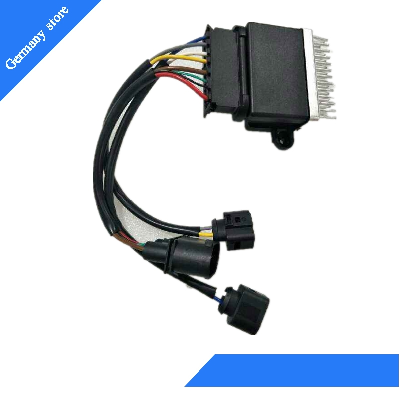 Fan Control Unit Module For VW Passat B5 AUDI S4 A4 A6 SKODA Superb 8D0959501C