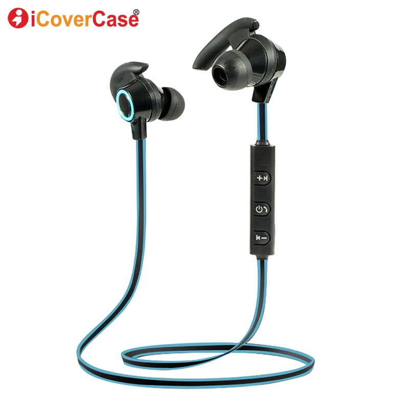 Bluetooth Headphone For Samsung Galaxy A3 A5 A7 2017 j3 j5 j7 2016 J4 J6 J8 A8 A8+ 2018 Earphone Case Earbud Headset Earpieces image