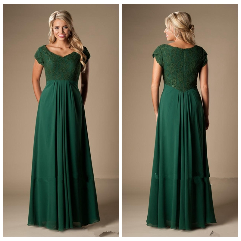Online Get Cheap Hunter Green Bridesmaid Dresses -Aliexpress.com ...