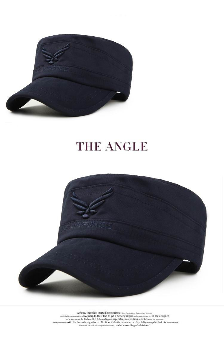 6334282ea New Military Hat US Air Force Army Hats Embroidery Unisex Baseball ...