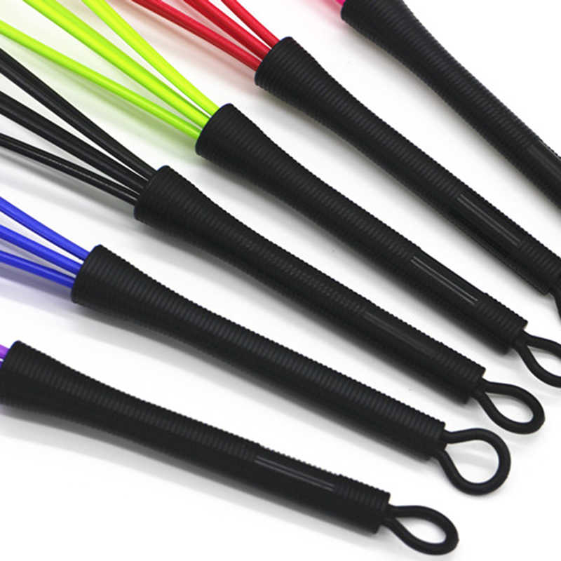 6 สี Barber Hairdressing Dye ครีม Whisk สีผม Mixer Stirrer Salon Hair Care เครื่องมือจัดแต่งทรงผมผสมเครื่องมือ
