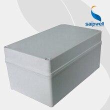 waterproof plastic ABS enclosure junction box 248*148*115mm SP-02-241411