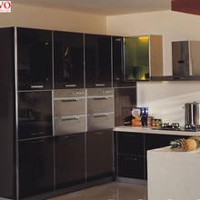 Vovokitchen Lacquer Modern Kitchen Cabinet