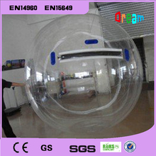 FreeShipping!Inflatable Water Ball / Water Walking Ball/ human hamster ball /zorb ball