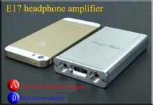 portable class A headphone amplifier AUX LME49720 Operational amplifier headphone amplifier