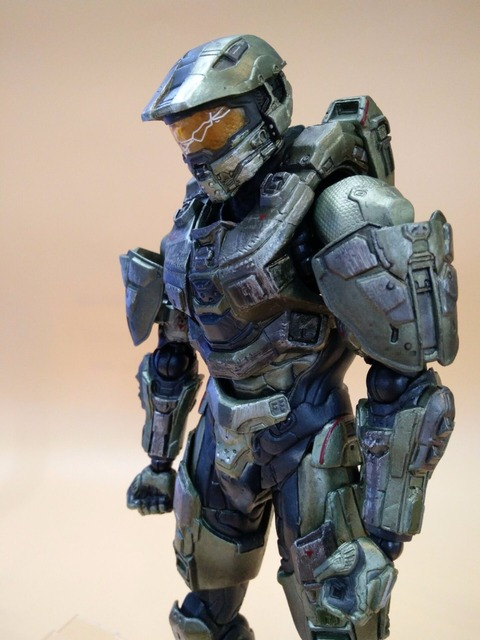 Фигурка Halo Master Chief 25 см 1