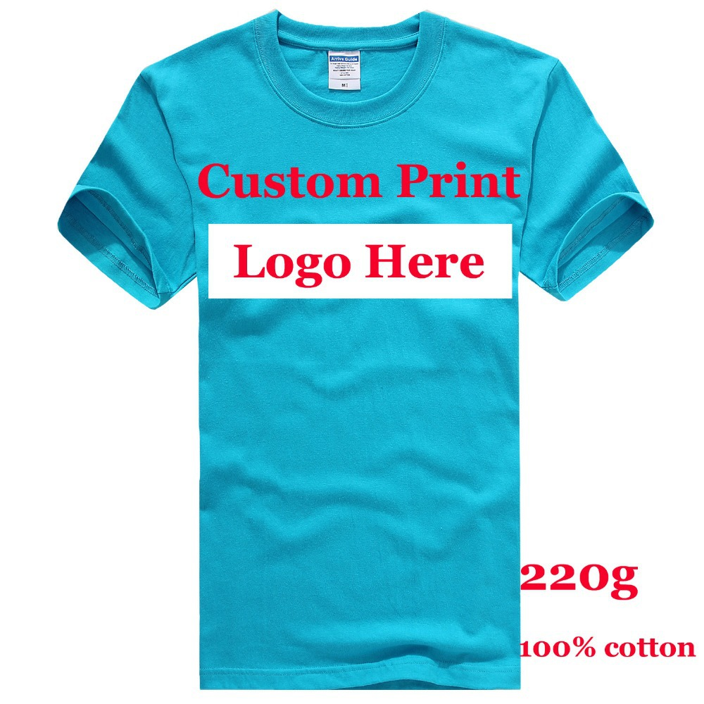 Online Buy Wholesale Cotton Logo T Shirt From China Cotton