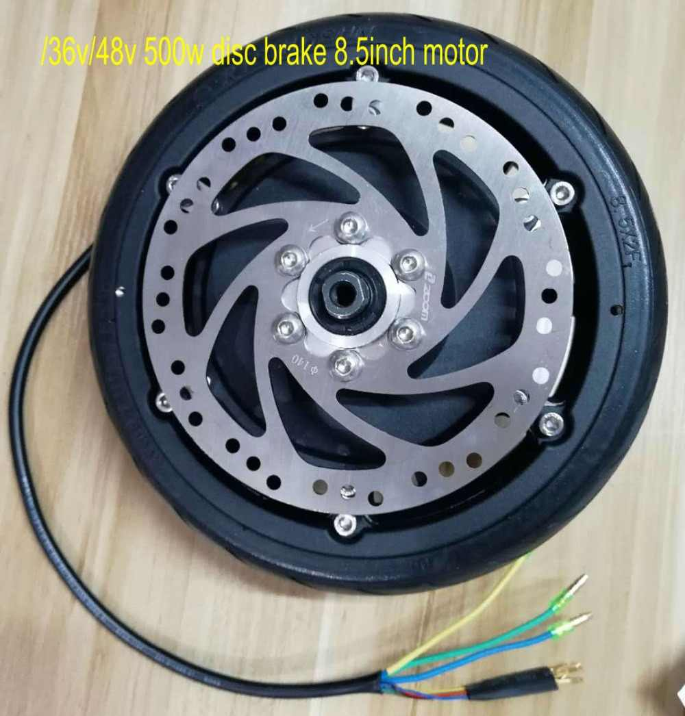 Detail Feedback Questions about 48v500w disc brake 8 5inch