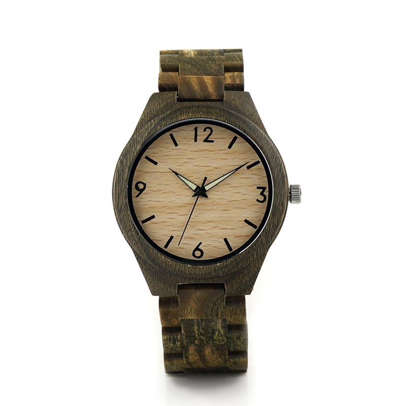 2017 BOBO BIRD Brand Watches Men Wood Wristwatch with Wooden Band Japan Move' Quartz Watch relogio masculino C-I18 bobo bird new luxury wooden watches men and women leather quartz wood wrist watch relogio masculino timepiece best gifts c p30