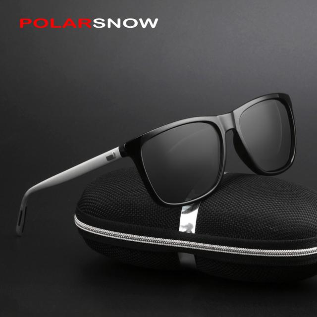 Męskie Okulary Polarsnow z Polaryzacją, UV400
