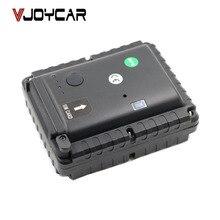 VJOYCAR Duża Bateria 8800 mAh z IPX7 Wodoodporny GPS Tracker GSM GPRS Śledzenie W Czasie Rzeczywistym Lokalizowanie Alarmu Dla Aktywów Samochodów pojazdów