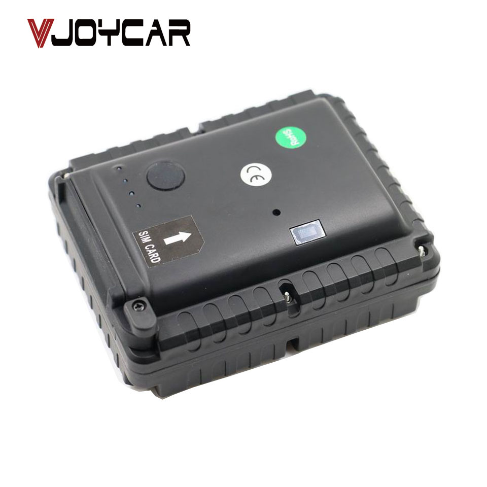 VJOYCAR T8800SE Portable GPS Tracker Car Waterproof Big Battery 8800mAh GSM Alarm Real Time Tracking Locating For Assets Vehicle new arrival portable rf v16 gps real time tracker
