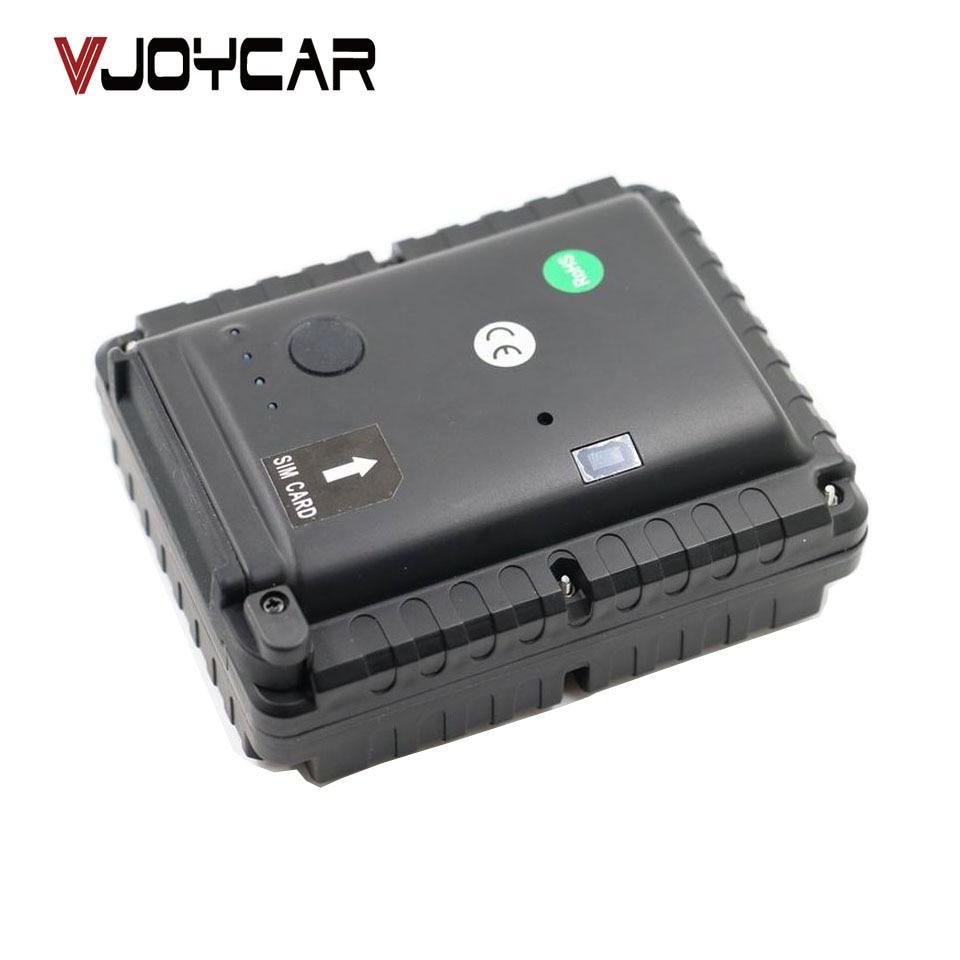 VJOYCAR T8800SE Portable GPS Tracker Car Waterproof Big Battery 8800mAh GSM Alarm Real Time Tracking Locating For Assets Vehicle reachfar portable v16 gps real time tracker
