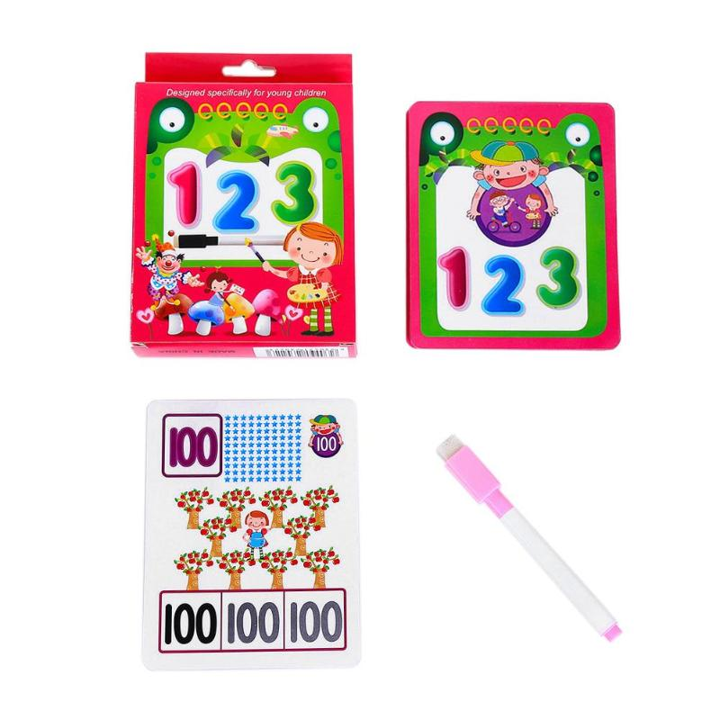 Desktop Game Remember Word Puzzle Letters With Happy Learning English Early Education Toys Home
