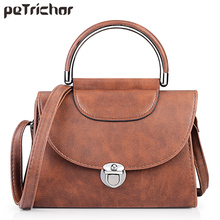 Shoulder Bag Ladies PU Leather Handbag Women Messenger Crossbody Small Bags Fashion Lock Female Evening Party Clutches