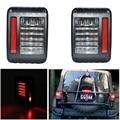 Luces Traseras LED para Jeep Wrangler JK Freno Reverse Turn Signal Lamp Trasera Aparcamiento Parada de Copia de seguridad de La Lámpara