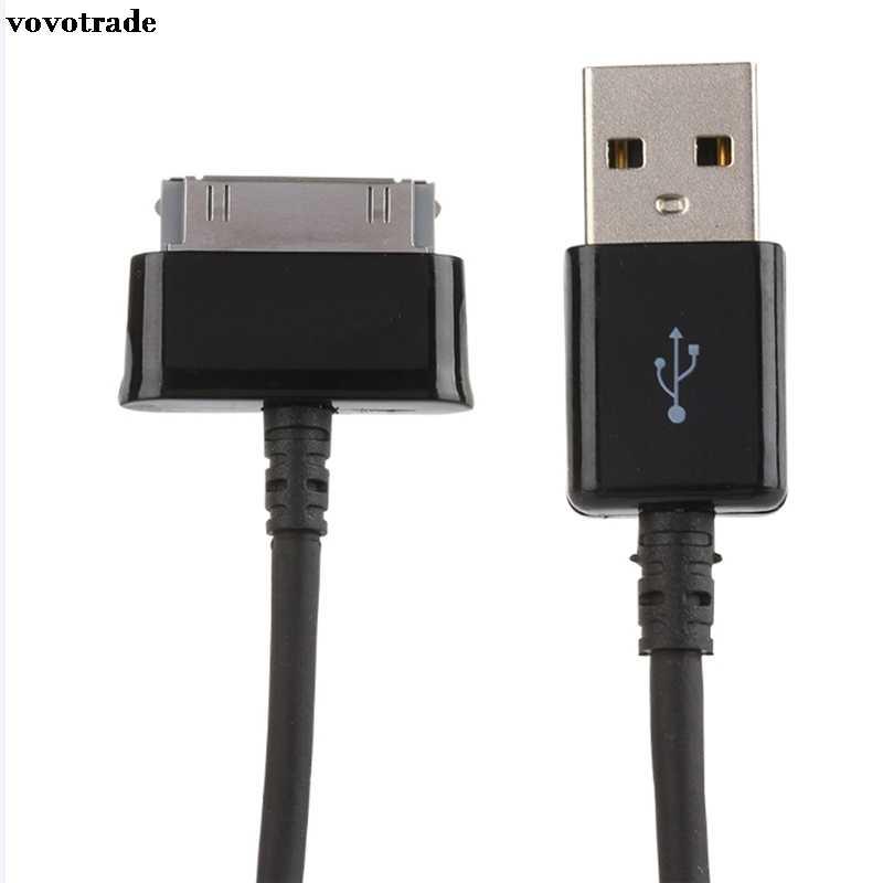 Vovotrade cargador de cable de datos USB para Samsung Galaxy Tab 2 10,1 P5100 P7500 Tablet para teléfonos inteligentes, teléfonos móviles, triangulación de envío