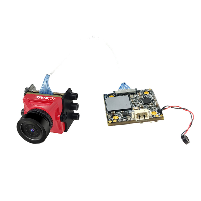 Caddx. uns Schildkröte V2 800TVL 1,8mm 1080p 60fps NTSC/PAL Umschaltbar HD FPV Kamera w/DVR für RC Hobby DIY FPV Racing Drone
