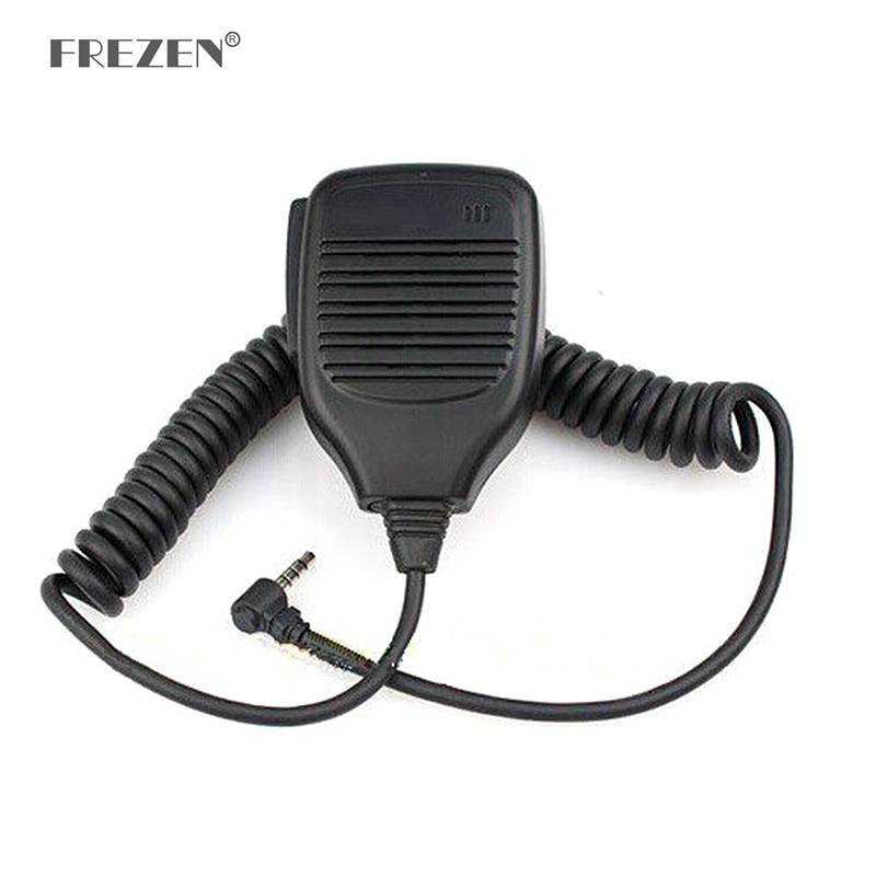Handheld Speaker MIC Microphone For YAESU VERTEX Radios VX-1R/2R/3R VX-300/160 1 Pin 3.5mm J0305A Alishow With Free Shipping