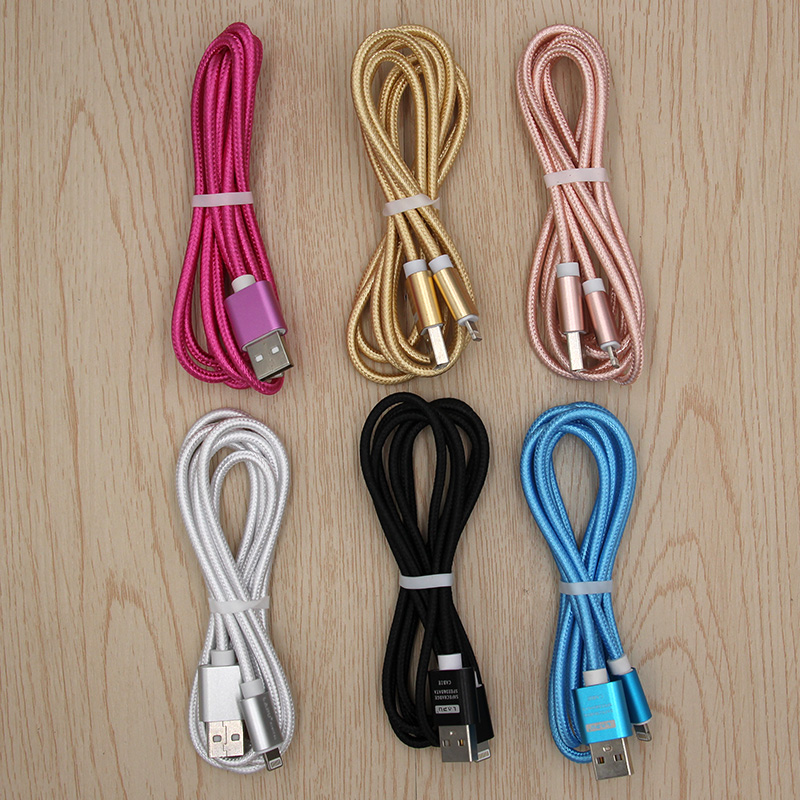 USB Cable Fast Charger Adapter Original USB Cable For iphones