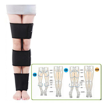 O form X form Legs Correction Belt Bowleg Correct Band posture corrector Charming Long Leg Belt Free Size for Adult Children