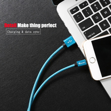 USB Charger Cable For iPhone 5 /5s /6 /6s /X /iPad