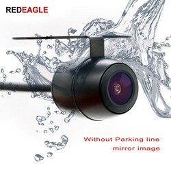 REDEAGLE 160 stopni szeroki szeroki kąt 600TVL widok z tyłu kamera ochrony odbicie lustrzane Anti Fog wodoodporna metalowa kamera analogowa CCTV