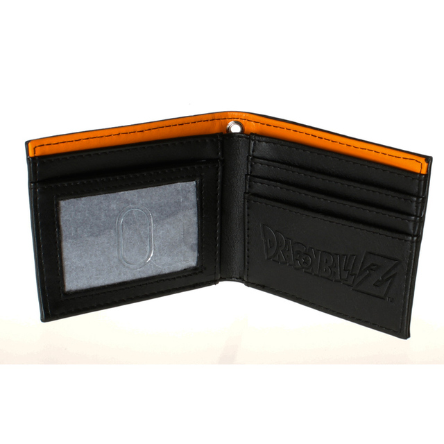 Dragon Ball Z Young Men and Women Short Wallet
