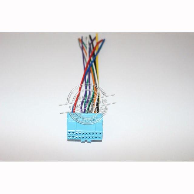 Arnés de cableado especial para suzuki grand vitara, sx4, swift iso arnés adaptador de cable de