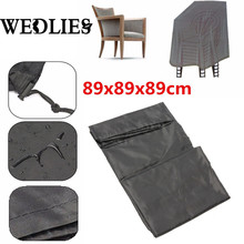 Chair Cover Seater Furniture Table Cover Durable Waterproof Indoor Outdoor Garden Furniture Set Table Shelter