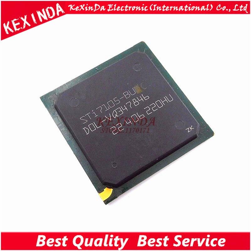 STI7105 BUC STI7105BUC STI7105 BGA 5pcs lot Free shipping