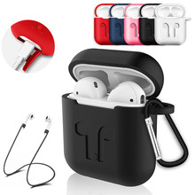 for airpods Case Silicone air pods cover cases i10 i11 i12 i13 i14 i18 i20 i30 i40 i60 i77 i80 wi chip h1 tws fundas accessories(China)