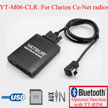 Interfaces-Player Yatour Car-Audio Clarion Radios Digital Suzuki AUX USB SD for CE-NET